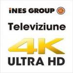 Ines lansează primul post TV 4k/UHD din România