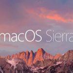 Apple – Actualizarea la MacOS Sierra v10.12.1