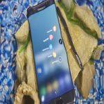 Un alt Samsung Galaxy Note 7 a luat foc