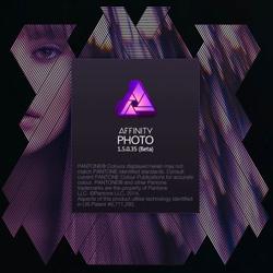 Affinity Photo și Affinity Design pentru Windows