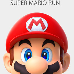 Super Mario Run pe iOS