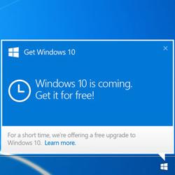 Actualizări pentru Windows 10 mai mici