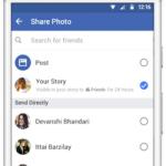 Facebook Stories – compania copiază funcția Spanchat-ului
