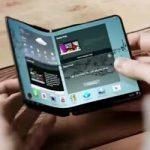 Samsung pregătește un telefon pliabil?