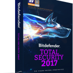 BitDefender Total Security 2017 – trial de 90 de zile