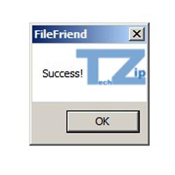 FileFriend: ascundeți fișiere, dosare sau text în imagini JPEG