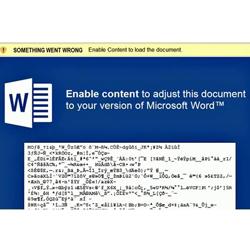 Un nou atac ce exploatează o vulnerabilitate Microsoft Word