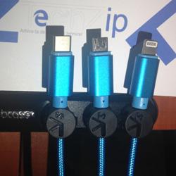 Recenzie – cablu de incarcare USB 3 în 1
