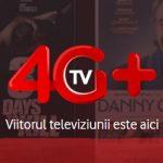 4G TV+ de la Vodafone