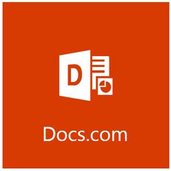 Microsoft va inchide docs.com pe 15 decembrie 2017