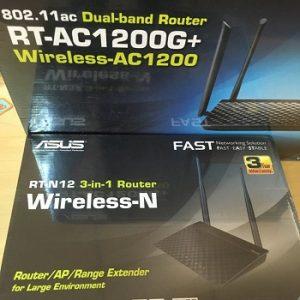 Recenta mea întâmplare cu routerele Asus